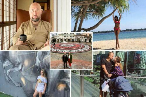 Айгуль Мирзаянова позирует на Бали, Фишман в Японии, а дочь Алсу в США: где отдыхают наши селебрити