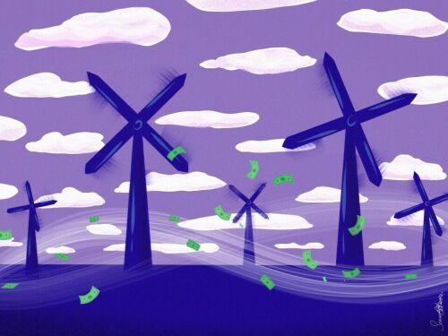 Инвестиции на ветер: за 600 МВт «зеленой» электроэнергии Татарстана поборются итальянцы и финны