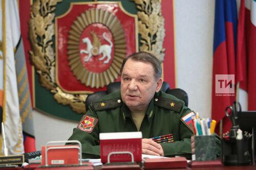 Сергей Погодин, военный комиссар РТ: Юноши идут служить с желанием, и их количество растет