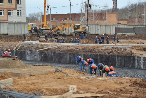 «Больница будет самой современной в России»: в Казани началось строительство инфекционной больницы