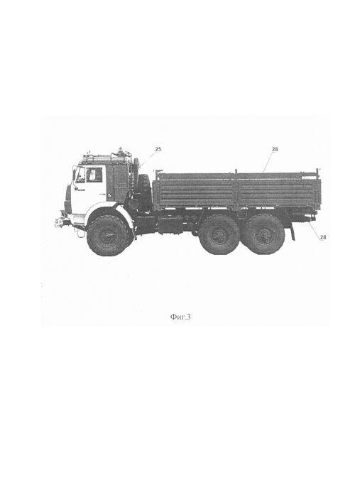 КАМАЗ спустя три года запатентовал беспилотный грузовик, способный ездить по обычным дорогам