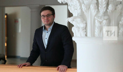 Композитор Ильяс Камал: «Казань — столица татар и татарской культуры. Я приехал с огромным желанием»
