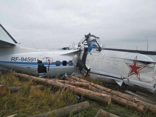 Авиакатастрофа в Мензелинске: проследили по минутам, как в Татарстане падал L-410