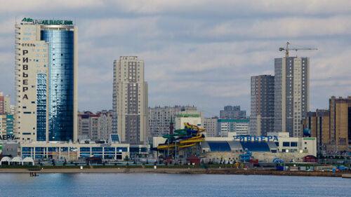 Снос казанской «Ривьеры»: аквапарк и гостиничную высотку не тронут