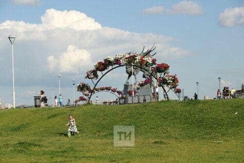 К субботе жара в Татарстане вновь перевалит за +30°С