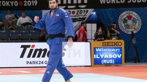 Татарин Нияз Ильясов завоевал олимпийскую бронзу по дзюдо