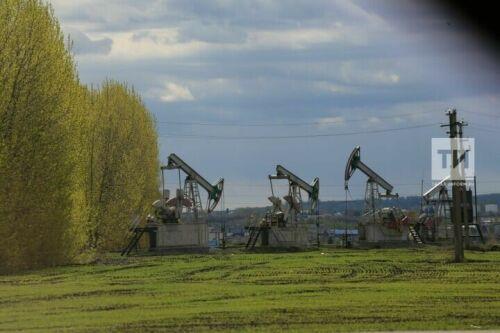Башкирский нефтепровод прорвался в Татарстане