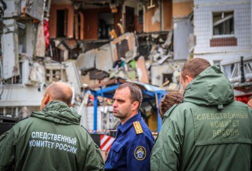 Следком назвал причины взрыва в Ногинске