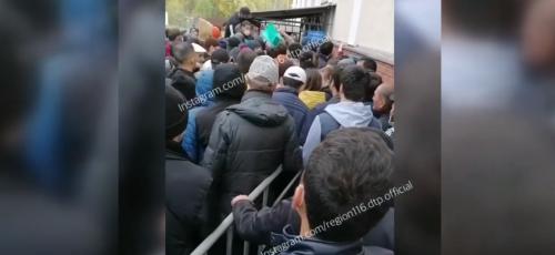 Осады миграционных центров в Казани и послабления от Путина