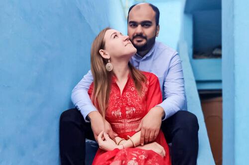 Как семья брахманов приняла в Индии русскую невесту - студентку из Казани